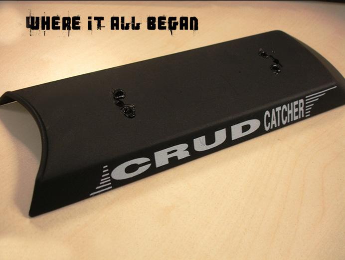 Crud Mr Crudcatcher 09 Front Mudguard